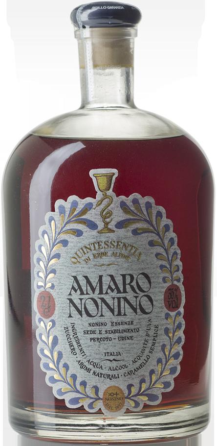 """Amaro Nonino """"Quintessentia"""" - 35%"""