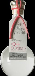 """Nonino Grappa Cru """"Picolit"""" - 50%"""