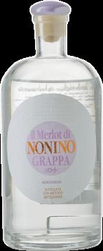 """Nonino Grappa """"Il Merlot di Nonino"""" - 41%"""